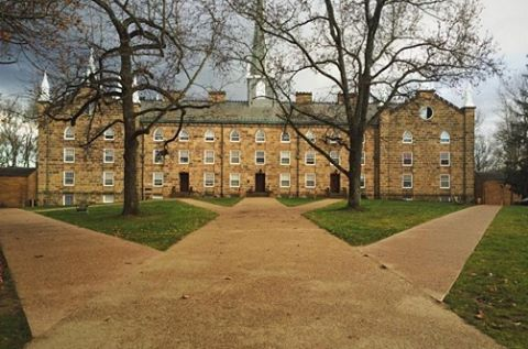 We agree with you nptucci160  KenyonCollege is pretty pretty!hellip
